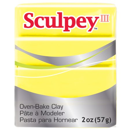 Sculpey III, 2 oz., Lemonade
