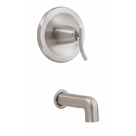 Valve Train Package - Danze D500654BNT Pressure Balanced Tub Trim Package From the Sonora Collection (Less Valve)