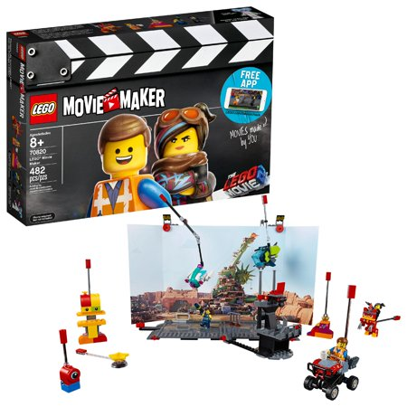 LEGO Movie LEGO® Movie Maker 70820