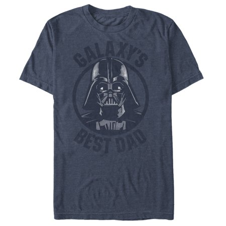 Star Wars Men's Darth Vader Galaxy's Best Dad T-Shirt - Darth Vader Suits