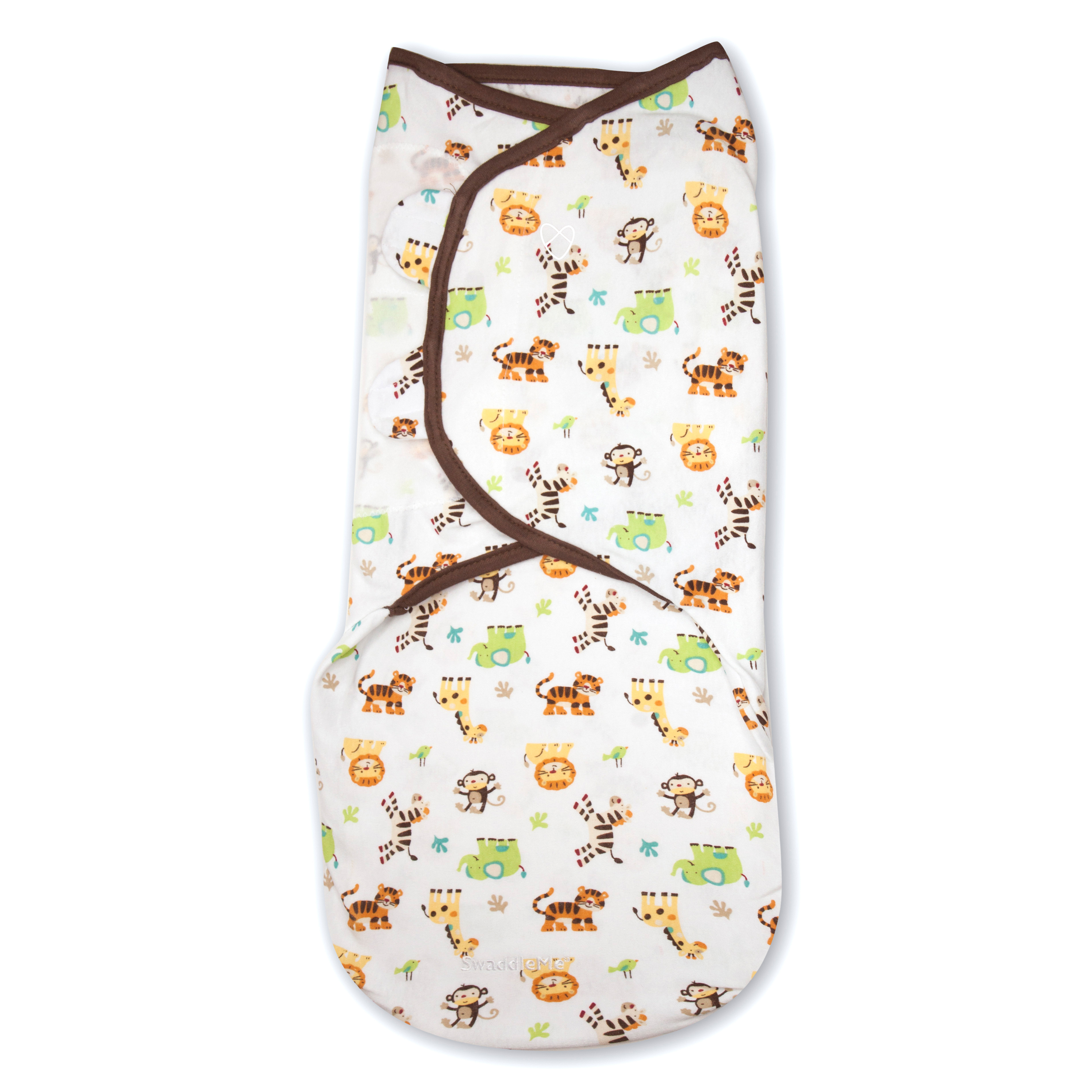 SwaddleMe? Original Swaddle - Jungle - LG - Unisex