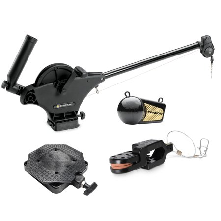 Cannon Downrigger Replacement Parts - CANNON UNI-TROLL 5 ST MANUAL DOWNRIGGER TROLLING KIT