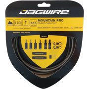 Jagwire Mountain Pro Brake Cable Kit, Carbon Silver
