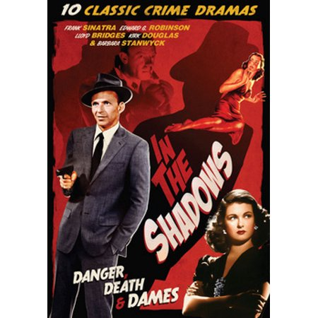 In the Shadows: 10 Classic Crime Dramas (DVD)