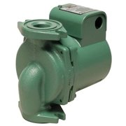 TACO Hydronic Circulating Pump,1/6HP,Flanged 2400-20-3P