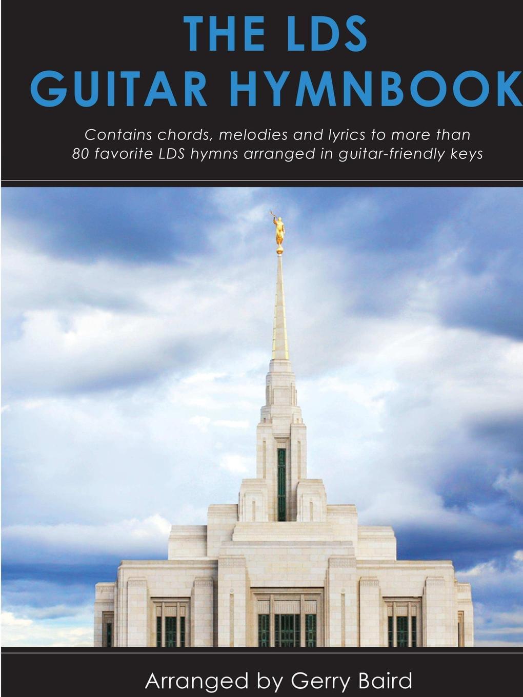 The Lds Guitar Hymnbook Paperback Walmart
