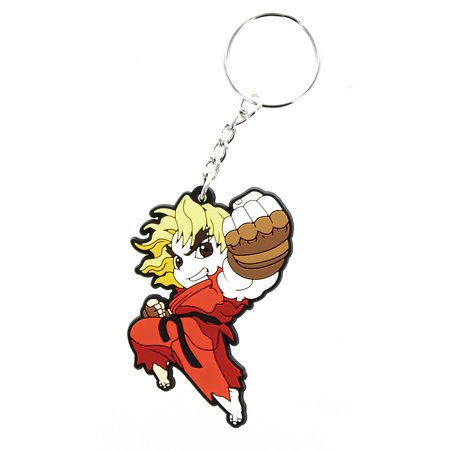 Street Fighter Chibi Key Chain, Ken - image 1 de 1
