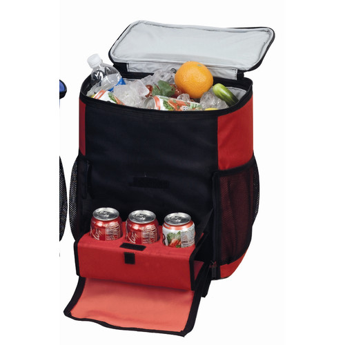 Preferred Nation 48 Can Shuttle Rolling Picnic Cooler