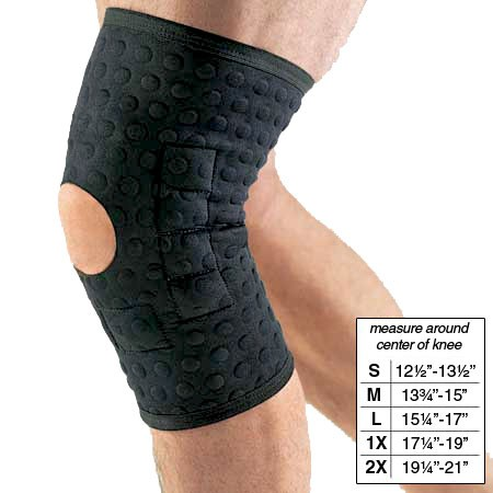 Therion Magnetics Balance Magnetic Knee Brace - Medium