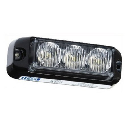 New 3730 Series Ecco Surface Mount LED Light Head Class II 3730C Clear 12V -
