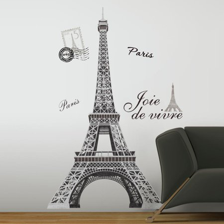EIFFEL TOWER GIANT WALL DECALS 56