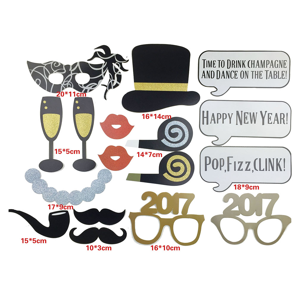 3//pack Kids Adults Glitter Merry Christmas Sunglasses Funny Party Favor Gift