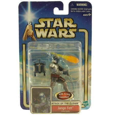 Star Wars - Saga - Action Figure - Jango Fett (Final Battle) (3.75 inch)