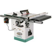 """Grizzly Industrial G0690 10"""" 3HP 220V Cabinet Table Saw with Riving Knife"""