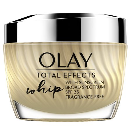 Olay Total Effects Whip Face Moisturizer SPF 25 Fragrance-Free 1.7 oz - Olay Total Effects Fragrance