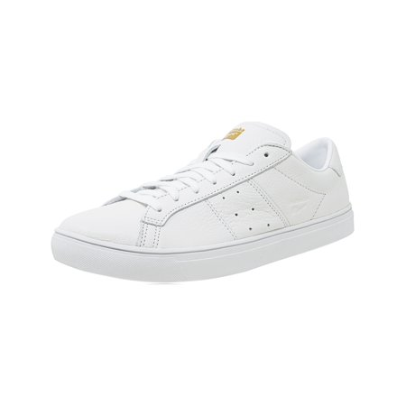 Tiger Leather Sneakers (Onitsuka Tiger Lawnship 2.0 White / Ankle-High Leather Snow Sneaker - 11M 9.5M )