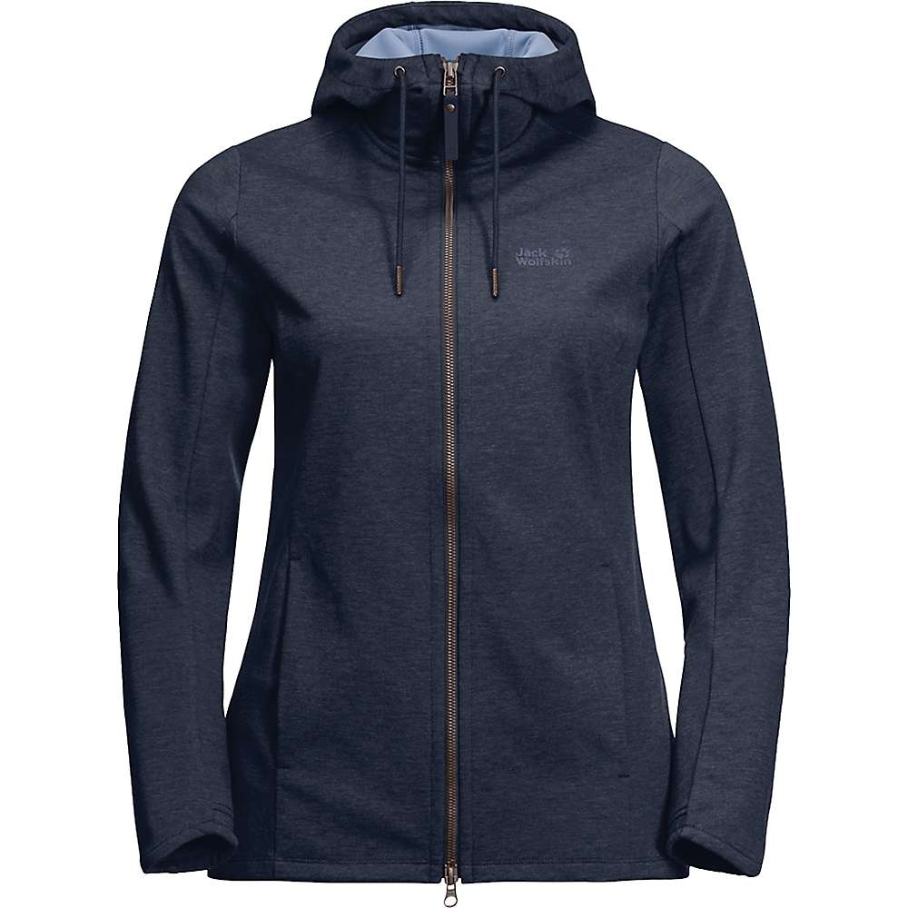 Jack Wolfskin Women's Riverland Hooded Jacket