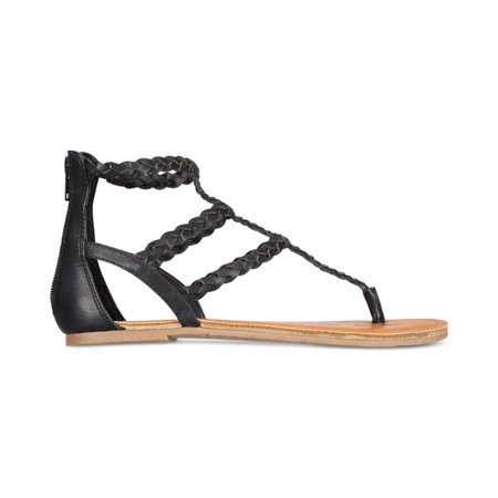 Womens Amadora Open Toe Casual Strappy -