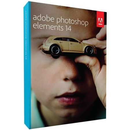 Adobe Photoshop Elements V 14 0   Box Pack   1 User   Image Editing   Dvd Rom   Intel Based Mac  Pc