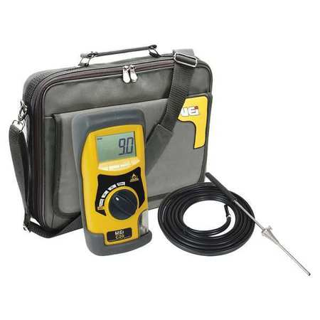 Digital Electronic, CO, CO2 Portable Combustion Meter, Ue...