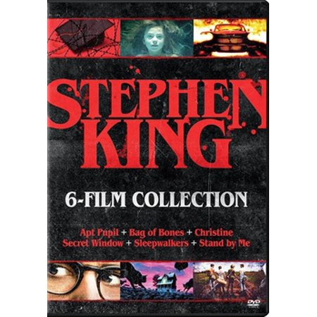 Stephen King 6-Film Collection (DVD)