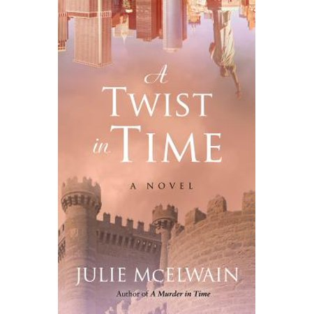 Kendra Donovan Mysteries: A Twist in Time (Hardcover)(Large Print)