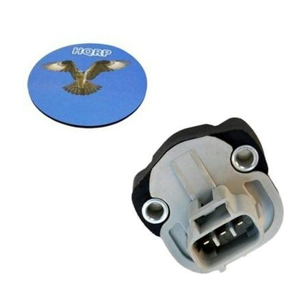 HQRP Throttle Position Sensor TPS for Jeep Grand Cherokee 97 98 99 01 02 03 04 05 06 1997 1998 1999 2001 2002 2003 2004 2005 2006 + HQRP