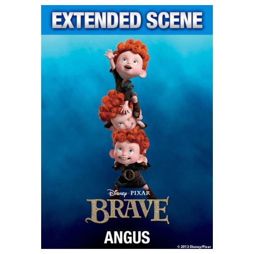 Brave: Angus (Featurette) (2012)