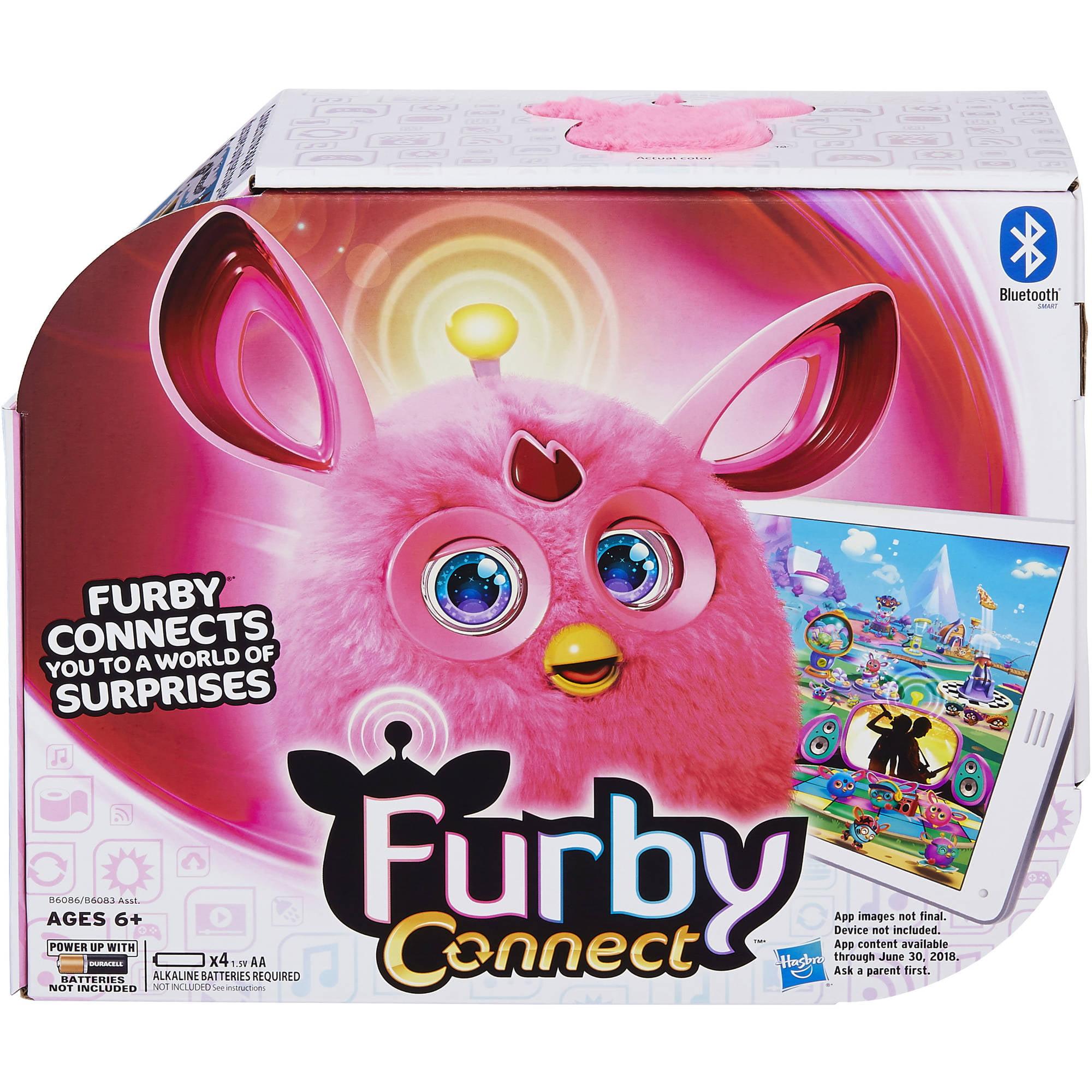 Furby Connect, Pink - Walmart.com
