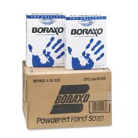 Boraxo 02203CT Original Unscented Powdered Hand Soap (10-Pack)
