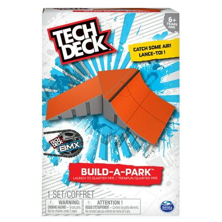 Tech Deck - Build-A-Park - Launch to Quarter Pipe