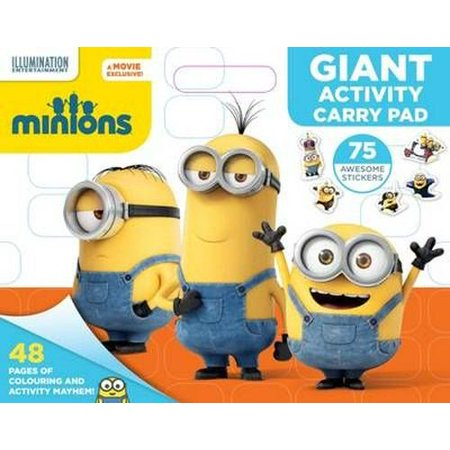 Minions Giant Activity Carry - Giant Minion