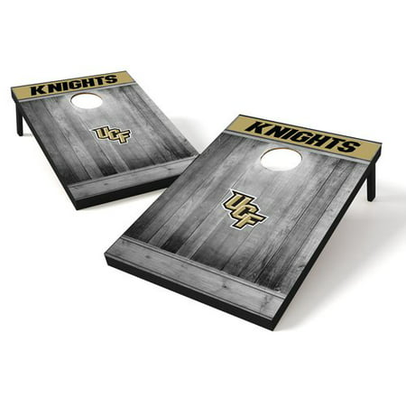 NCAA UCF Knights Tailgate Toss Wood College