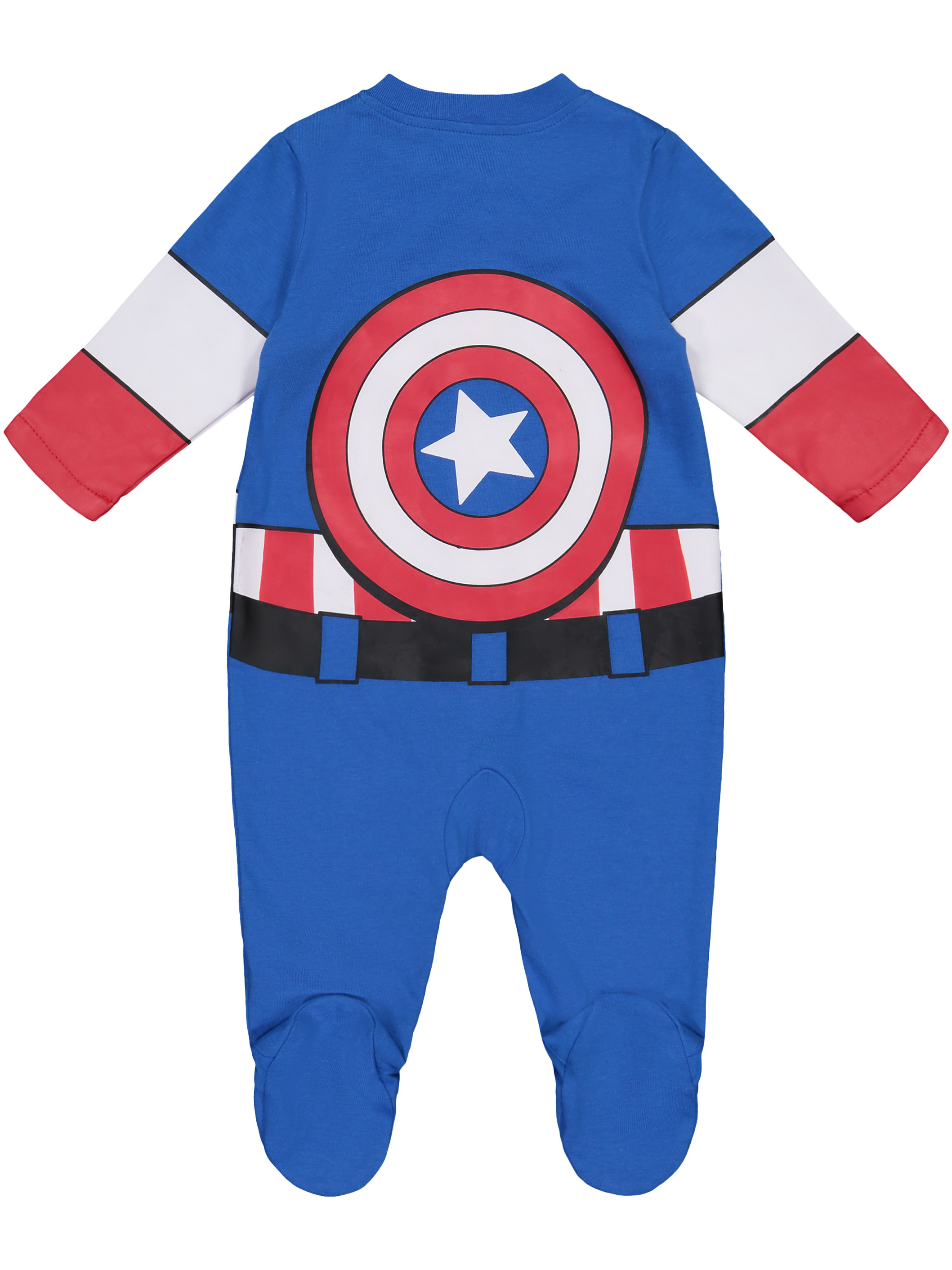 Marvel Avengers Captain America Baby Boys Zip Up Costume Coverall With Footies 6 9 Months Walmart Com Walmart Com Buy captain marvel carol danvers cosplay costumes, we sell captain marvel cosplay costumes all over the world, fastest delivery, 24/7 online service! marvel avengers captain america baby boys zip up costume coverall with footies 6 9 months
