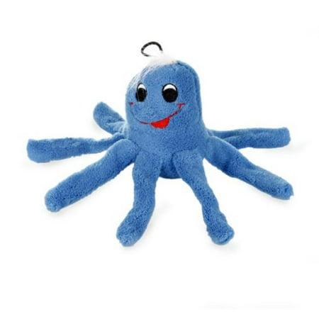 Krislin Plush Octopus Toy, Blue Blue Angels Plush Toy
