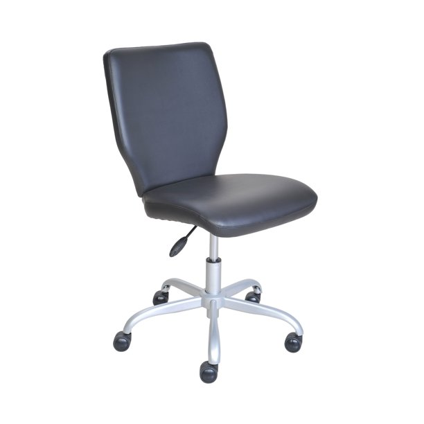 Mainstays Office Chair with Matching Color Casters, Adjustable, Multiple Colors