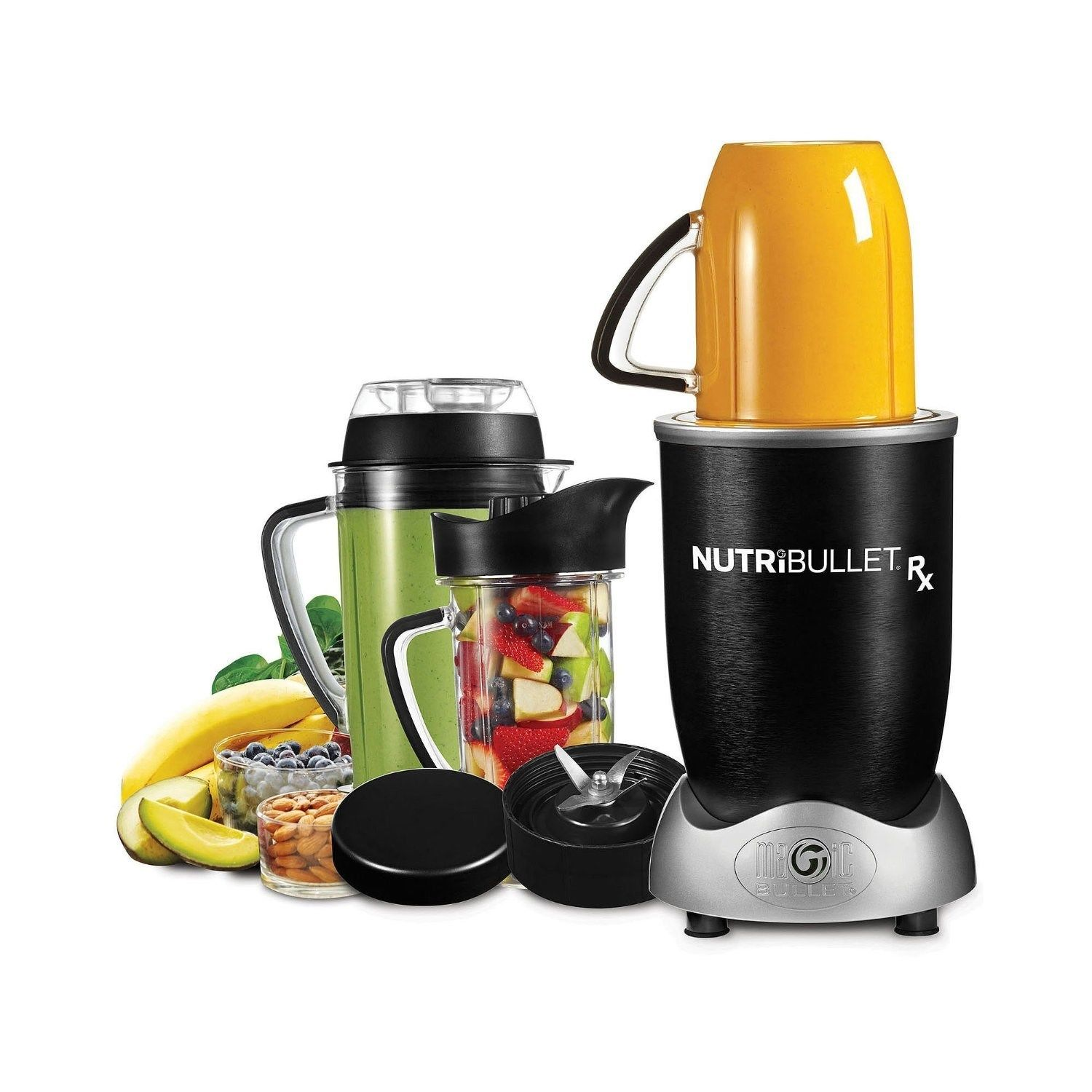 NutriBullet RX 45oz Food/Juice Blender Nutri-Bullet (Certified Refurbished)