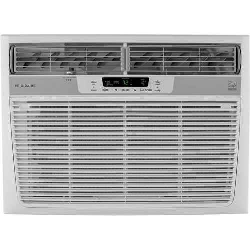 Frigidaire FFRE1833Q2 Energy Efficient 18,500-BTU 230V Window Mounted Median Air Conditioner with Temperature Sensing Remote Control