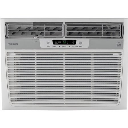 Frigidaire Ffre1833q2 Energy Efficient 18 500 Btu 230V Window Mounted Median Air Conditioner With Temperature Sensing Remote Control