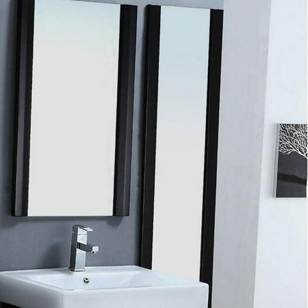 Legion furniture narrow wall mirror for Skinny wall mirror