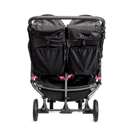 Baby Jogger City Mini Gt Double Stroller Black W Black