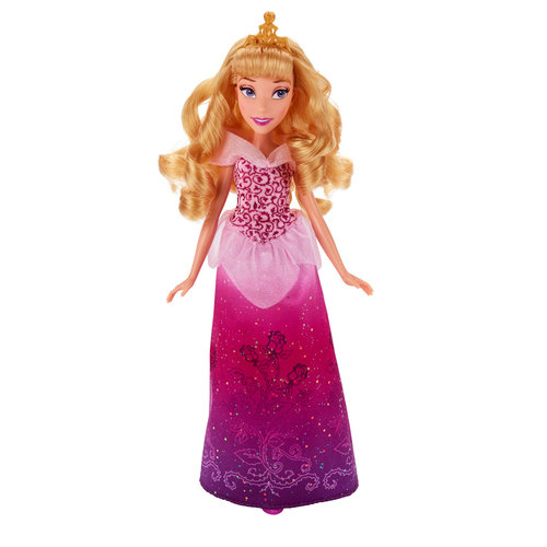 Disney Princess Royal Shimmer Aurora Doll by Hasbro