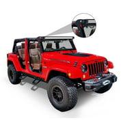 Carr 210771 XRS Rota LED Bracket Fits 97-06 Wrangler (TJ)