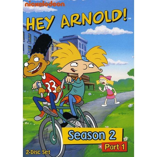 Hey Arnold!: Season 2, Part 1 (Full Frame)