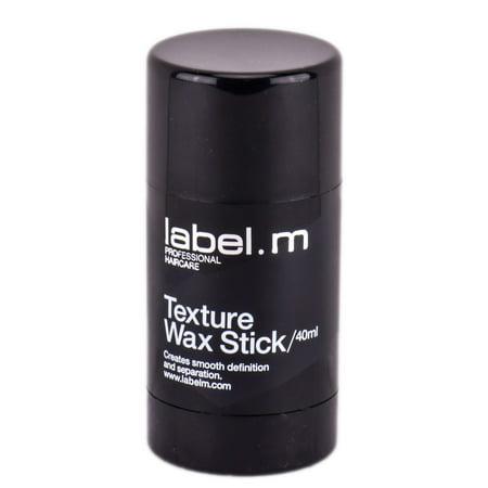 Resin Enhanced Wax - Label M Texture Wax Stick (lbm63-1-35-oz)