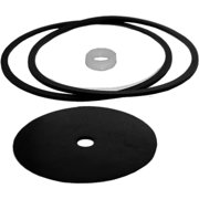 Groco Strainer Service Kit, 3 Gaskets and 1 Washer
