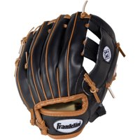 """Franklin Sports 8.5"""" RTP Series Youth T-Ball Glove, Right Hand Throw"""