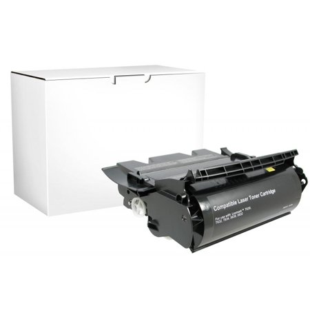 Clover Remanufactured Extra High Yield Toner Cartridge for Lexmark Compliant - T632 T634 Extra High Yield