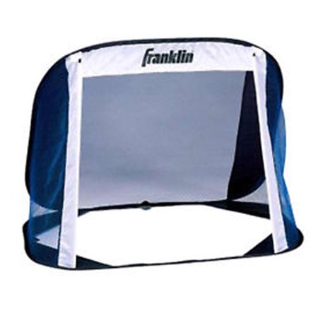 Franklin Junior Kids Pop Up Portable Soccer Training Mini Goal Net, 36