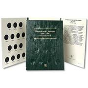 Littleton Coin LCF15 Washington Quarter Folder 1988-1998- Case of 50